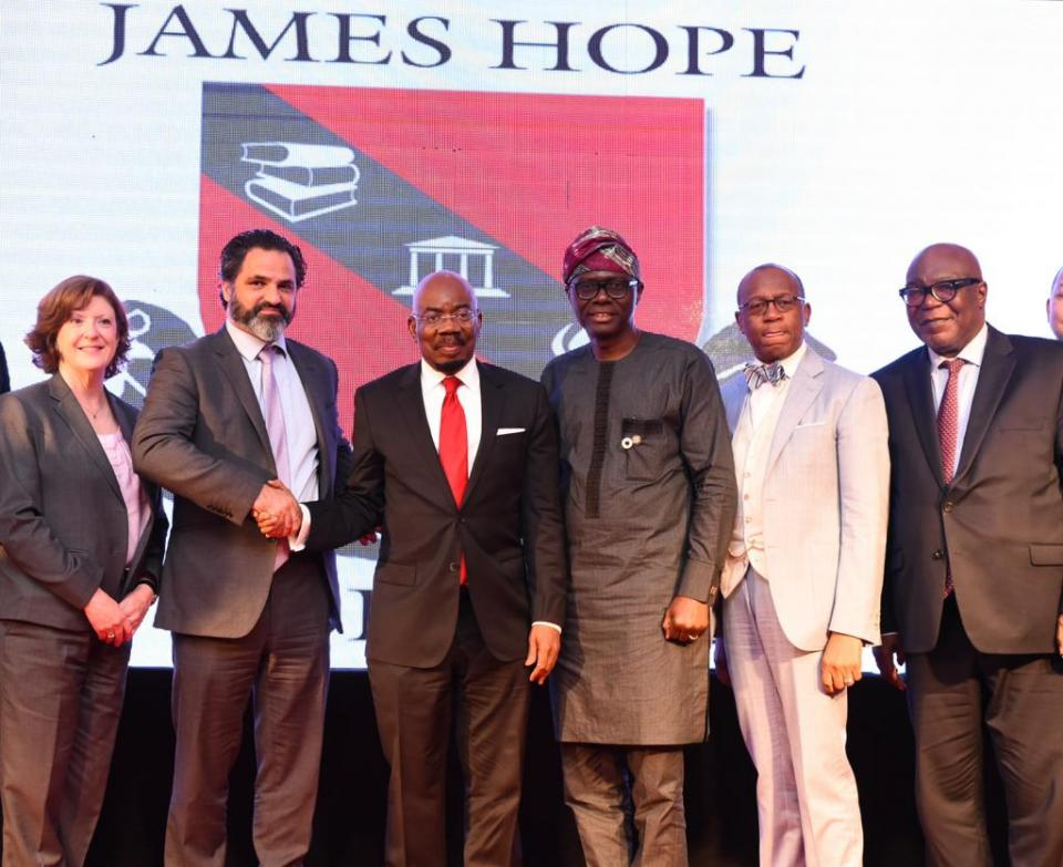 James Hope College Lagos